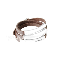 PULSERA BLACKOUT BROWN