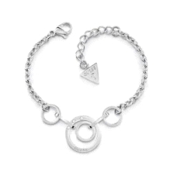 PULSERA GUESS ETERNAL CIRCLES UBB29027-S