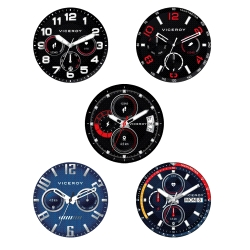 RELOJ LOTUS JUNIOR MULTIESFERA NEGRO