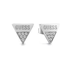 PENDIENTES TRIANGULO GUESS UBE28061