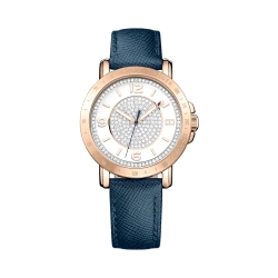 TOMMY HILFIGER Watch Only Time Woman LIV THW1781627